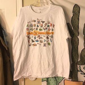 Walt Disney World Graphic T-shirt
